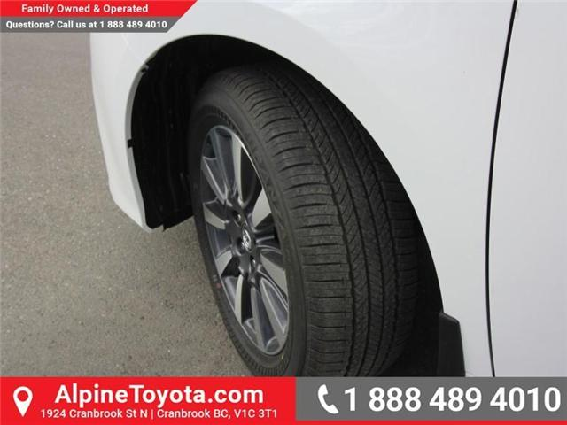2018 Toyota Sienna LE 7-Passenger (Stk: S207024) in Cranbrook - Image 16 of 17