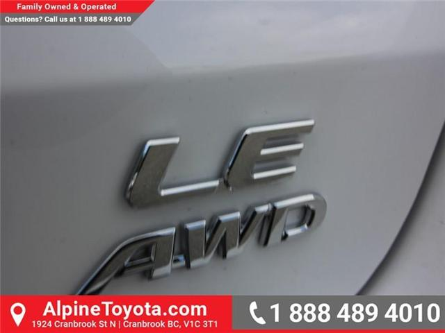 2018 Toyota Sienna LE 7-Passenger (Stk: S207024) in Cranbrook - Image 17 of 17