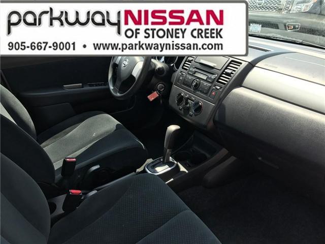 2012 Nissan Versa  (Stk: N1295) in Hamilton - Image 14 of 18