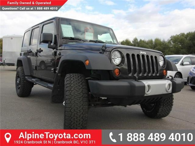 2013 Jeep Wrangler Unlimited Sahara (Stk: S201388A) in Cranbrook - Image 7 of 16