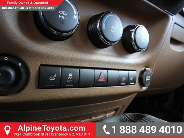 2013 Jeep Wrangler Unlimited Sahara (Stk: S201388A) in Cranbrook - Image 14 of 16
