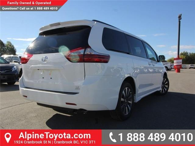 2019 Toyota Sienna LE 7-Passenger (Stk: S211224) in Cranbrook - Image 5 of 18