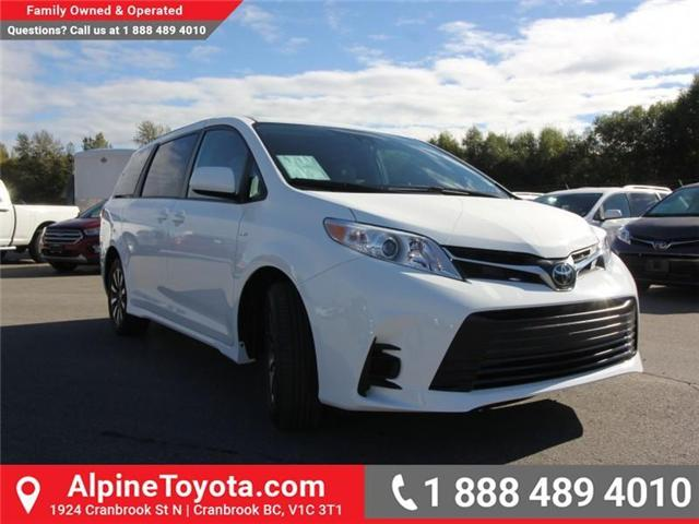 2019 Toyota Sienna LE 7-Passenger (Stk: S211224) in Cranbrook - Image 7 of 18