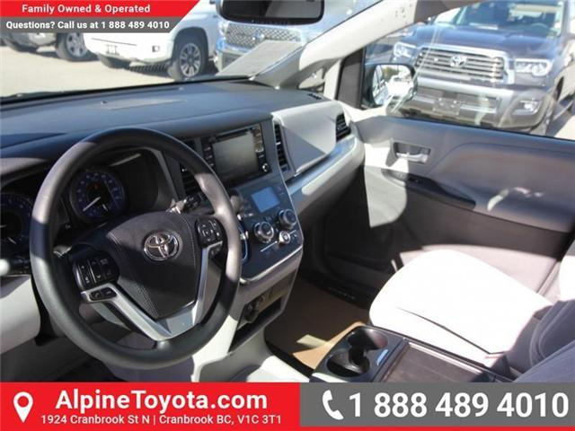 2019 Toyota Sienna LE 7-Passenger (Stk: S211224) in Cranbrook - Image 9 of 18