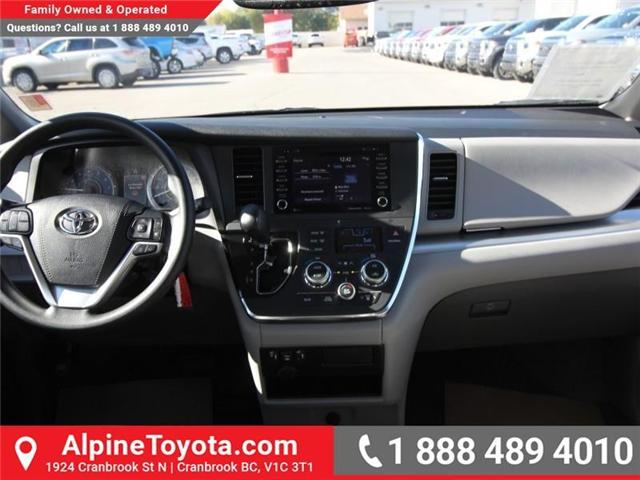 2019 Toyota Sienna LE 7-Passenger (Stk: S211224) in Cranbrook - Image 10 of 18