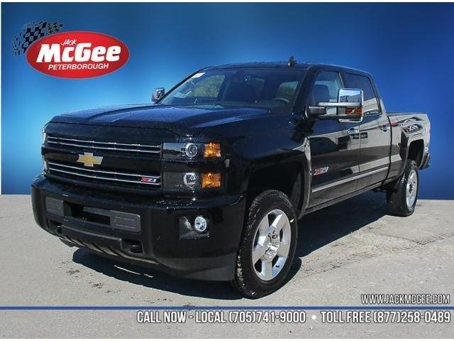 2019 Chevrolet Silverado 2500HD LT (Stk: 19072) in Peterborough - Image 1 of 2