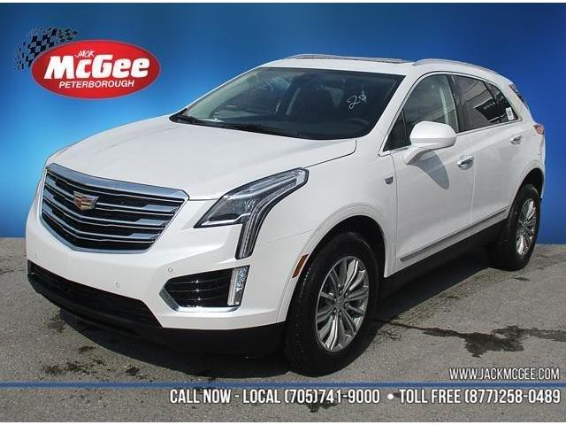 2019 Cadillac XT5 Luxury (Stk: 19068) in Peterborough - Image 1 of 3