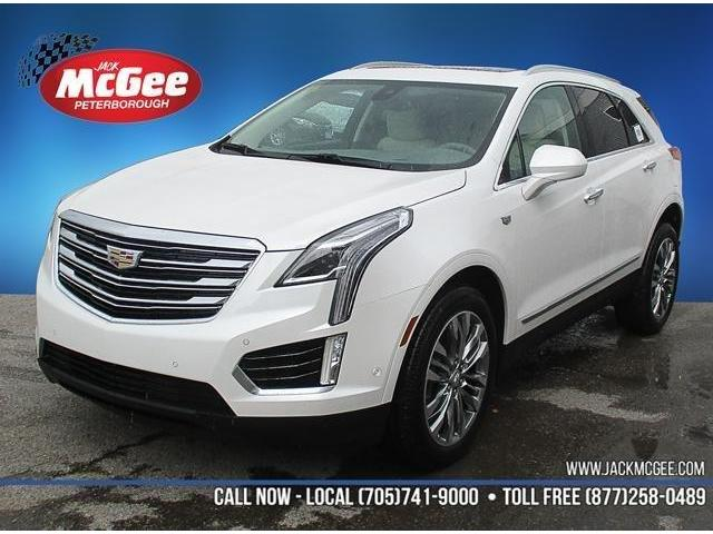 2019 Cadillac XT5 Premium Luxury (Stk: 19064) in Peterborough - Image 1 of 3