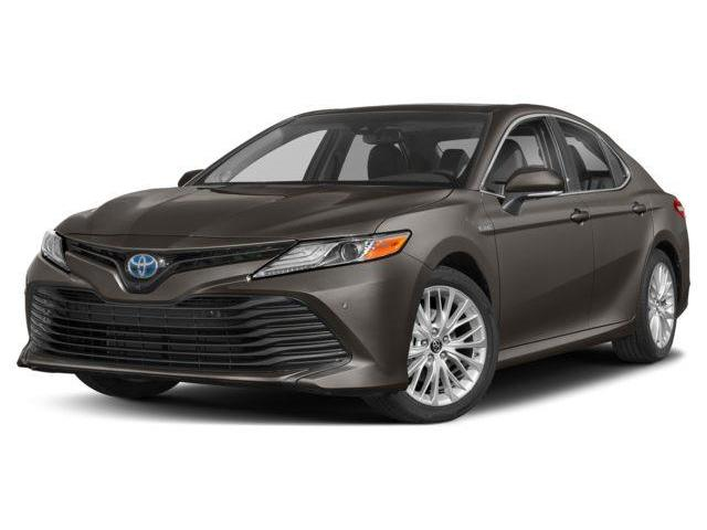 2018 Toyota Camry Hybrid  (Stk: 18525) in Ancaster - Image 1 of 9