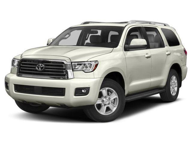 2018 Toyota Sequoia Platinum 5.7L V8 (Stk: 18616) in Ancaster - Image 1 of 9
