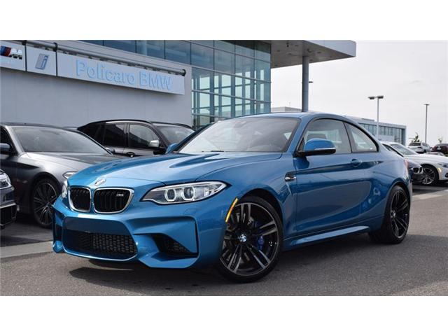 2017 BMW M2 Base (Stk: P888379) in Brampton - Image 1 of 15