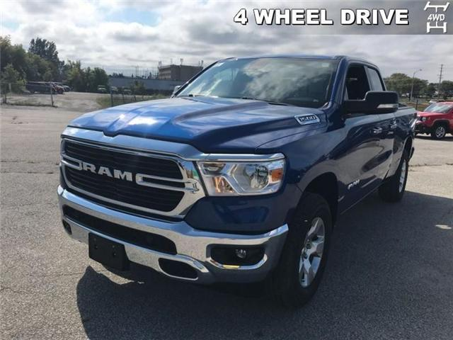 2019 RAM 1500 Big Horn (Stk: T18342) in Newmarket - Image 1 of 18