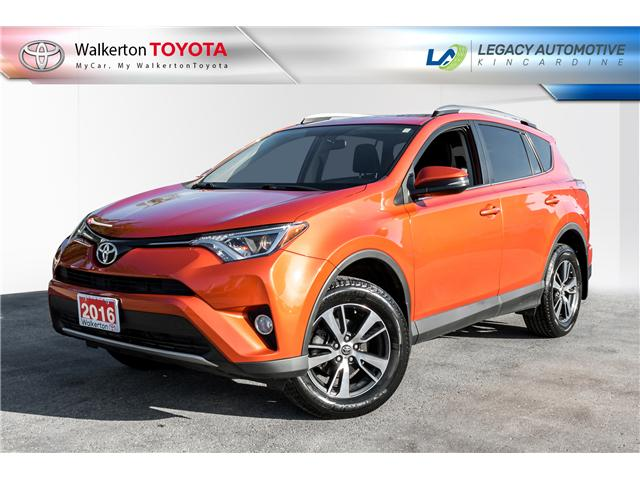 2016 Toyota RAV4 XLE (Stk: P8161) in Walkerton - Image 1 of 20