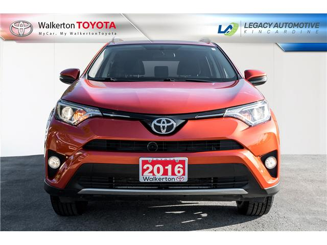 2016 Toyota RAV4 XLE (Stk: P8161) in Walkerton - Image 2 of 20