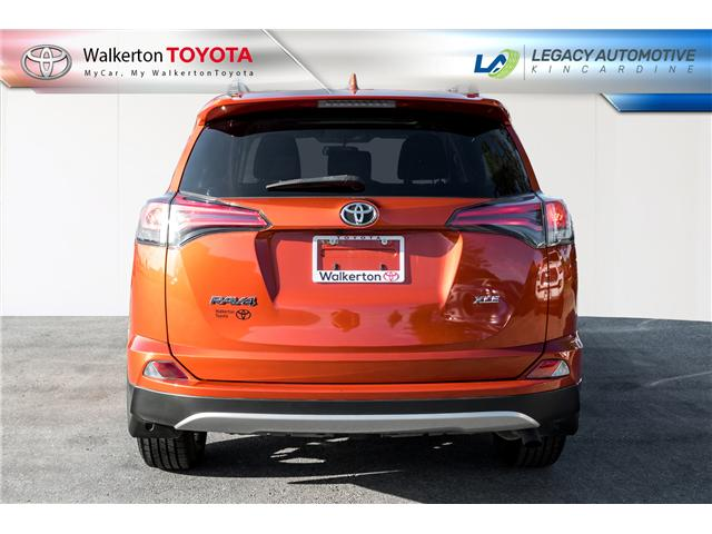 2016 Toyota RAV4 XLE (Stk: P8161) in Walkerton - Image 5 of 20