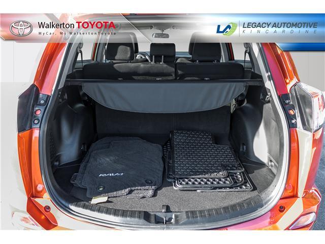 2016 Toyota RAV4 XLE (Stk: P8161) in Walkerton - Image 6 of 20