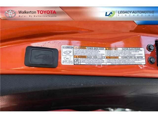 2016 Toyota RAV4 XLE (Stk: P8161) in Walkerton - Image 7 of 20