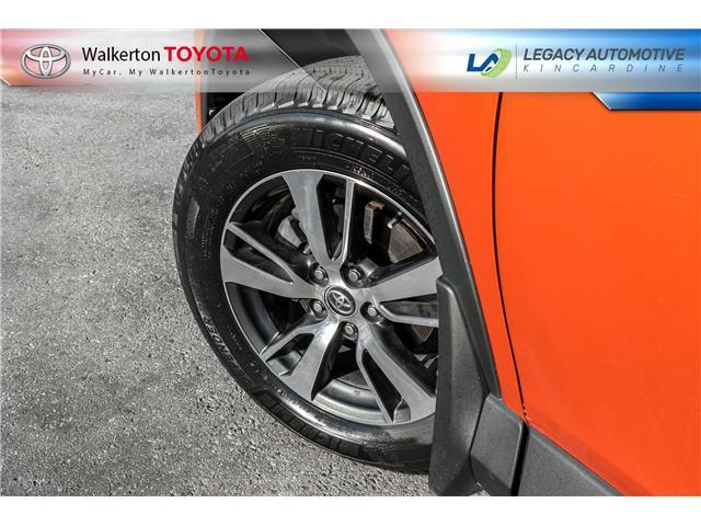 2016 Toyota RAV4 XLE (Stk: P8161) in Walkerton - Image 8 of 20