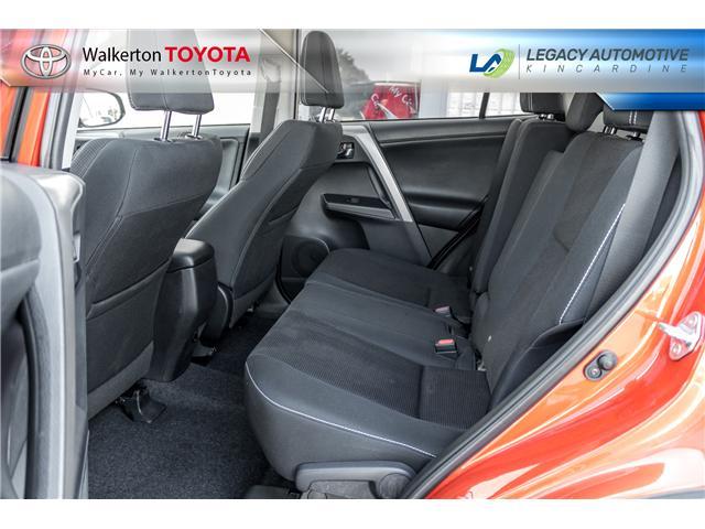2016 Toyota RAV4 XLE (Stk: P8161) in Walkerton - Image 9 of 20