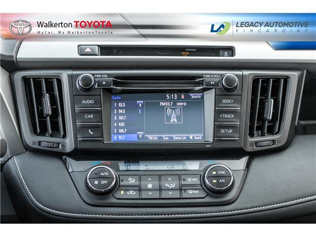 2016 Toyota RAV4 XLE (Stk: P8161) in Walkerton - Image 11 of 20