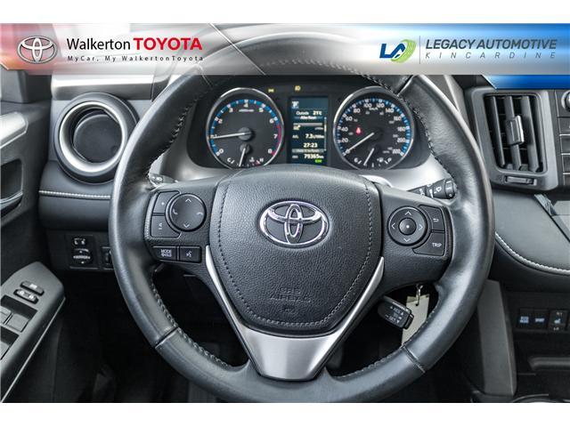 2016 Toyota RAV4 XLE (Stk: P8161) in Walkerton - Image 13 of 20