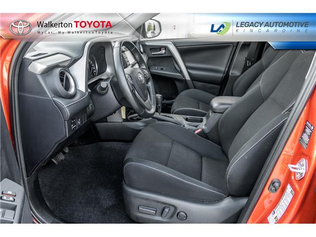 2016 Toyota RAV4 XLE (Stk: P8161) in Walkerton - Image 14 of 20