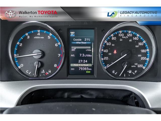 2016 Toyota RAV4 XLE (Stk: P8161) in Walkerton - Image 19 of 20