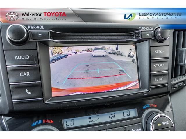 2016 Toyota RAV4 XLE (Stk: P8161) in Walkerton - Image 20 of 20