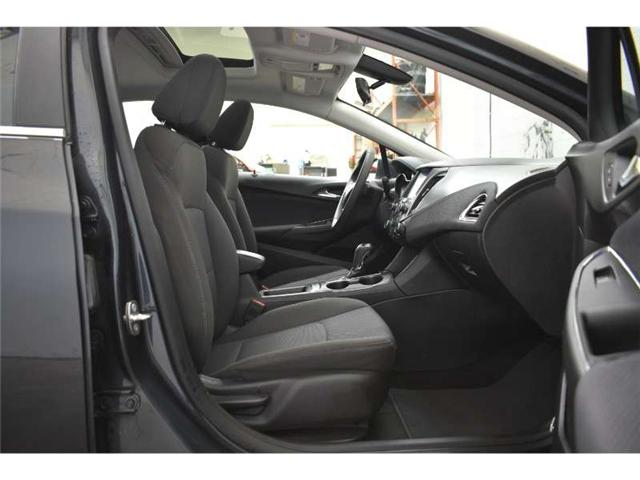 2018 Chevrolet Cruze LT  - BACKUP CAM * HEATED SEATS * PWR DRIVER (Stk: B2389) in Cornwall - Image 27 of 30