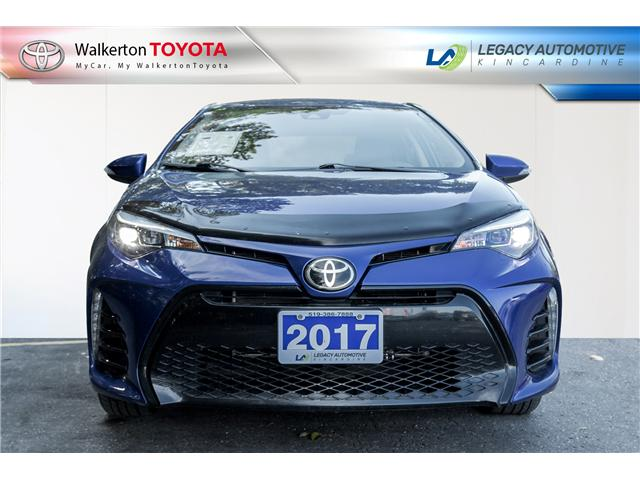 2017 Toyota Corolla SE (Stk: P7091) in Kincardine - Image 2 of 5
