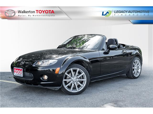 2008 Mazda MX-5 GS (Stk: P8126) in Walkerton - Image 1 of 19