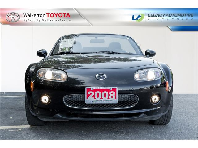 2008 Mazda MX-5 GS (Stk: P8126) in Walkerton - Image 2 of 19
