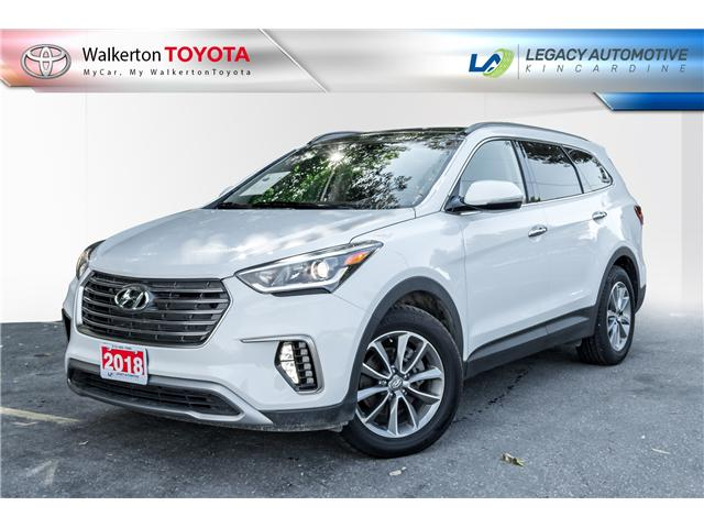 2018 Hyundai Santa Fe XL Luxury (Stk: P8081) in Kincardine - Image 1 of 24