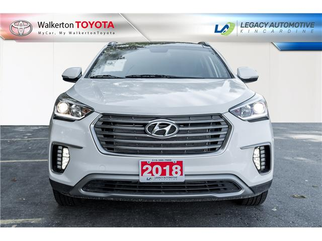 2018 Hyundai Santa Fe XL Luxury (Stk: P8081) in Kincardine - Image 2 of 24