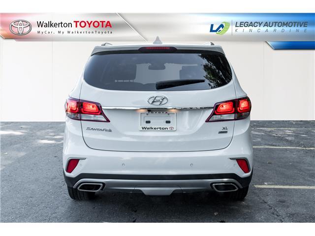2018 Hyundai Santa Fe XL Luxury (Stk: P8081) in Kincardine - Image 5 of 5