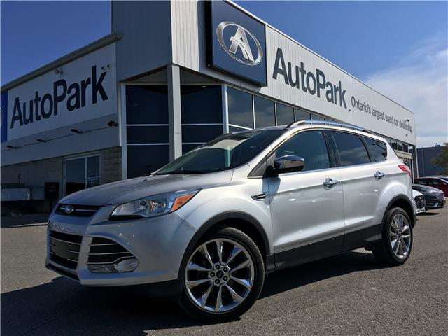 2016 Ford Escape SE (Stk: 16-87049JB) in Barrie - Image 1 of 26