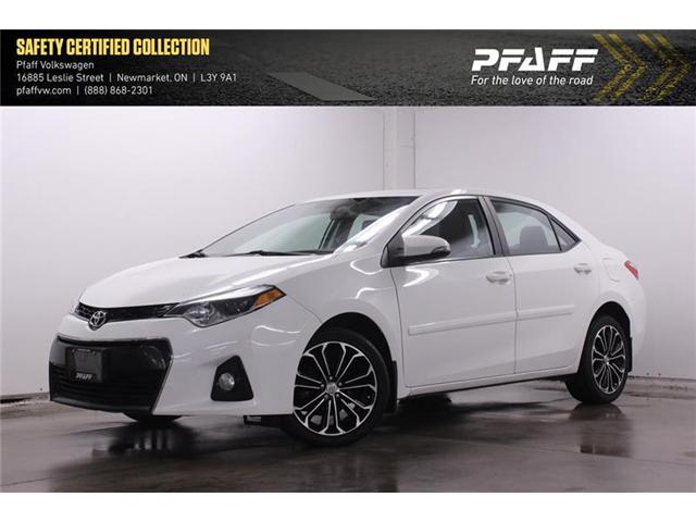 2014 Toyota Corolla S (Stk: 19266) in Newmarket - Image 1 of 21