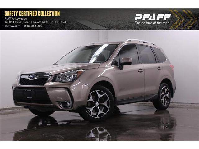 2015 Subaru Forester 2.0XT Limited Package (Stk: V3377A) in Newmarket - Image 1 of 20