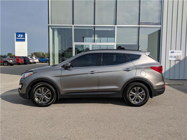 2013 Hyundai Santa Fe Sport 2.4 Premium (Stk: 90017A) in Goderich - Image 2 of 17