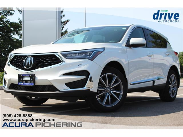 2019 Acura RDX Elite (Stk: AT206) in Pickering - Image 1 of 18