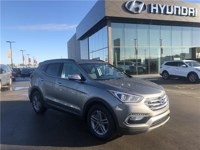 2017 Hyundai Santa Fe Sport 2.4 Premium (Stk: 29027A) in Saskatoon - Image 1 of 24