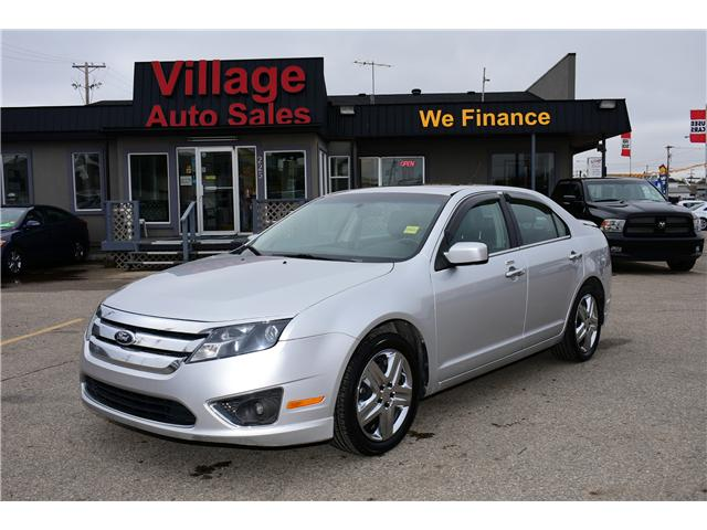 2012 Ford Fusion SEL (Stk: P35430) in Saskatoon - Image 1 of 29