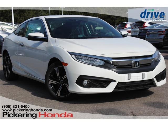 2018 Honda Civic Touring (Stk: T1292) in Pickering - Image 1 of 31