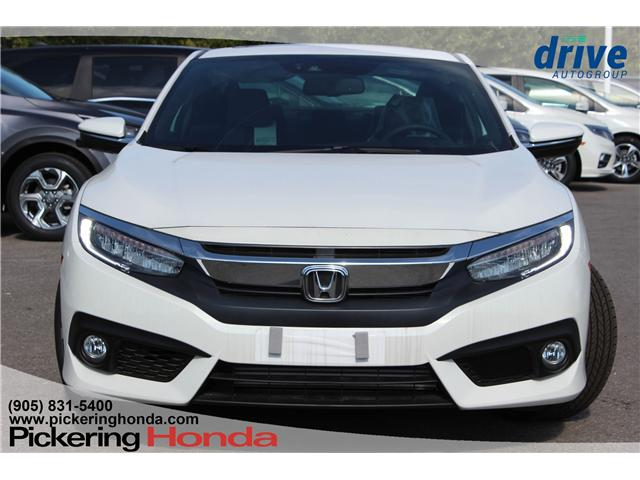 2018 Honda Civic Touring (Stk: T1293) in Pickering - Image 2 of 31