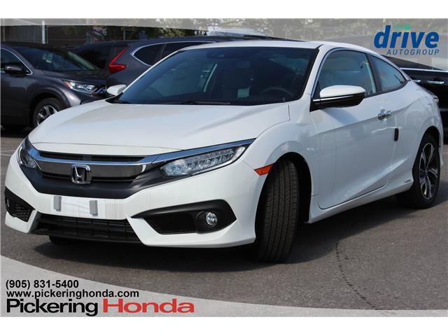 2018 Honda Civic Touring (Stk: T1293) in Pickering - Image 3 of 31