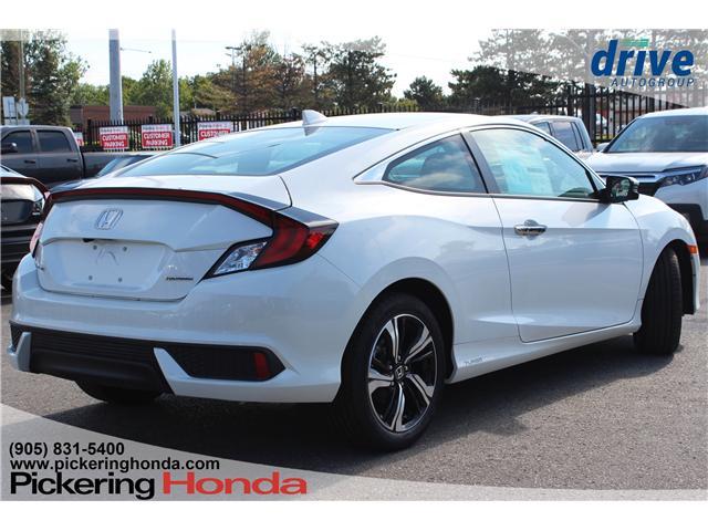 2018 Honda Civic Touring (Stk: T1293) in Pickering - Image 7 of 31