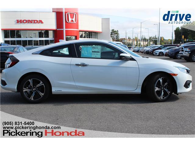 2018 Honda Civic Touring (Stk: T1293) in Pickering - Image 8 of 31