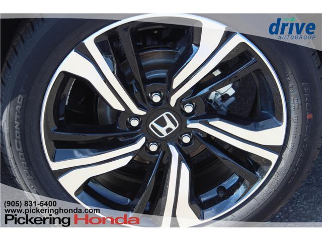 2018 Honda Civic Touring (Stk: T1293) in Pickering - Image 25 of 31