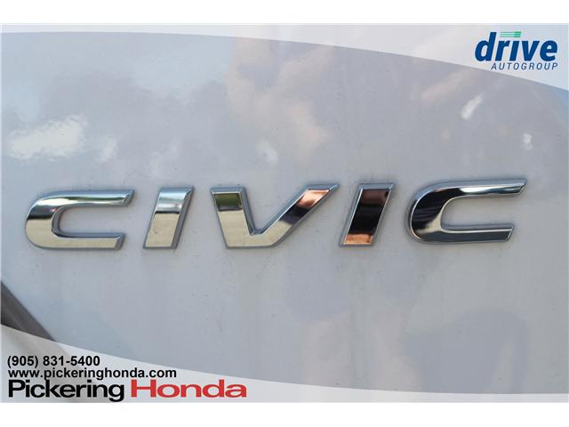 2018 Honda Civic Touring (Stk: T1293) in Pickering - Image 27 of 31
