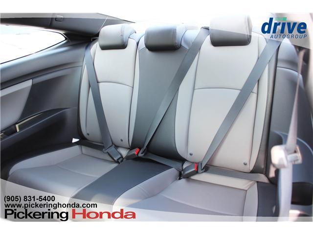 2018 Honda Civic Touring (Stk: T1293) in Pickering - Image 29 of 31